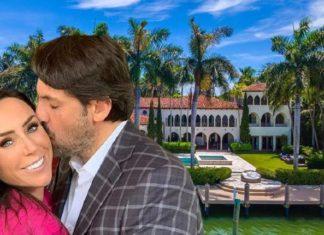 Inés Gómez-Mont compró en Miami una mansión que era de Cher