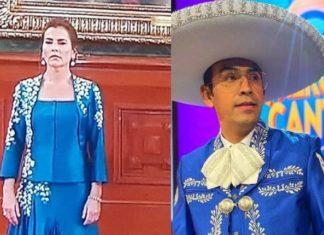 Estos son los memes del vestido de Gutiérrez Müller...o el Capi Pérez