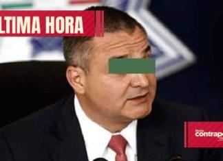 Trasciende que la FGR está cateando la casa de Genaro García Luna