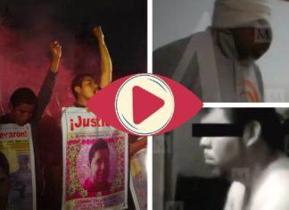 Estos son los videos sobre la tortura a testigos del caso Ayotzinapa
