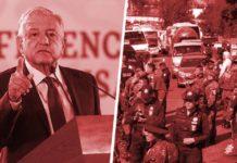 AMLO CASTIGA CON MENOS RECURSOS A POLICÍAS ESTATALES Y MUNICIPALES