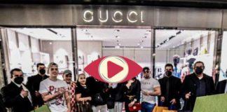 familia que se hizo viral por gastar 1 millón de pesos