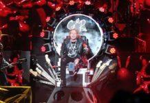 Guns n' Roses pospone sus conciertos en México