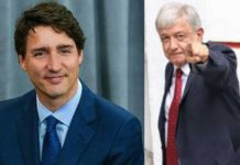 López Obrador felicita a Justin Trudeau