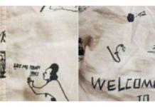 Marca de ropa china pide disculpas