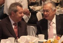 Muñoz Ledo destapó a Manuel Bartlett para la presidencia de México