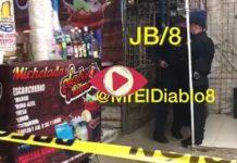 Reportan balacera en Tepito
