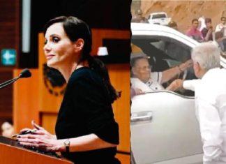 """AMLO le tuvo más miedo a Lilly Téllez, que a ir a Badiraguato"": Aseguran en redes"