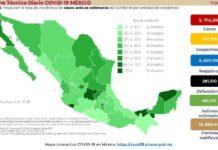 En México ya son 281, 610 muertos por la Covid-19