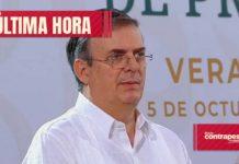 Marcelo Ebrard confirma que va por la presidencia de México