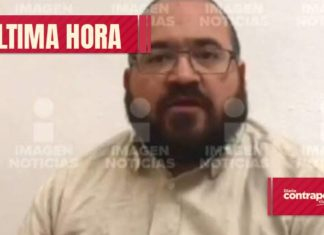 Aíslan a Javier Duarte por sospecha de Covid-19