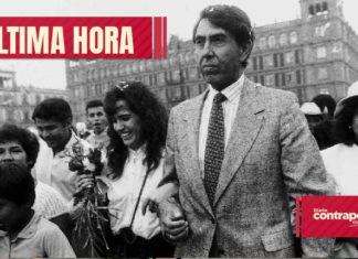 Reportan la muerte de Celeste Batel, esposa de Cuauhtémoc Cardenas