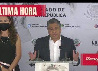 "Panistas acusan a Morena de querer aplicar un ""albazo"" para el Paquete económico 2022"
