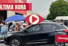 Reportan balacera en Coacalco, ultimaron a policía (Video)