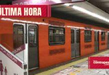 Paro de labores en el Metro de la CDMX