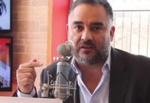 Youtube elimina canal de Vicente Serrano